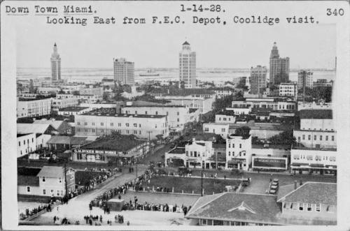 5cb05abf12 Gleason Waite Romer Photographs - Miami-Dade Public Library System ...